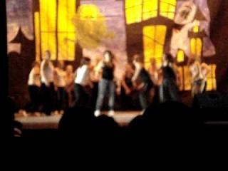 Танец Марины Грицук. Посвящение 2011 ХТФ