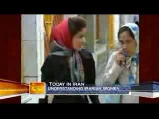 Iranian Women! This is Iran...!