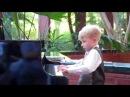 M.I. Glinka Polka - М.И. Глинка Полька (Олег Глушков, 6 лет)