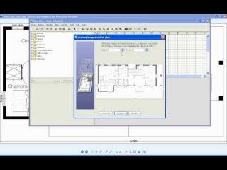 Импортирование проекта в программу Свит Хоум.10-Image d'arrière plan.avi