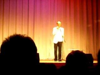 Михаил Задорнов. Концерт в Серпухове 22.11.08.