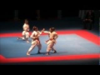 Kata + Bunkai ANAN by SPAIN - Female FINAL 46th EKF European Karate Championships
