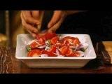 J.L. Kraft Recipes with James Reeson - Asparagus, Tomato &amp Haloumi Salad