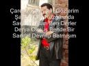 İbrahim TATLISES - Dertler Derya Olmuş - Şiirli.wmv