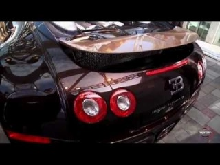 Bugatti Veyron Процесс создания