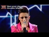 Cher Lloyd sings Empire State of Mind by