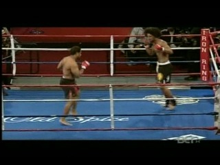 Jamie Yager fight