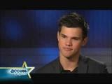 Taylor Lautner Talks Eclipse - Access Hollywood