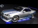 Nissan Skyline GTR R34 NFSU2 Engine Sound