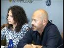 Пресс-конференция Авдотьи Смирновой и Федора Бондарчука (Кинотавр-2011, Два дня )