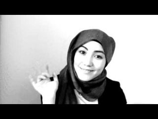 Tutorial hijab Hijab and the city