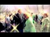 Arthur (Mark Williams ) and Molly (Julie Walters) - Weasley's disco dance