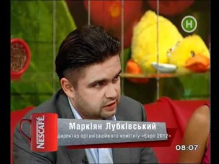 Вита и Валя Семеренко на Новом канале