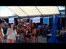 Ibiza - Bora Bora beach bar in July 2011