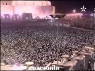 Mosquée Hassan 2 : Prière Ramadan au Maroc à Casablanca المغرب