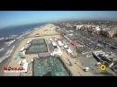 Paintball Sky Cam UAV I Spy Game - 2011 NPPL Surf City USA Open @ Huntington Beach