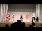 Танибата 2011. Танец чибиков - Вокалоид