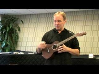 Fender Ukulele Blues