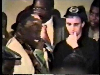 Ninja Man Louie Rankin Nicodemus (DOWNBEAT SOUND SYSTEM 1991) PT 4