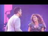 Beyonce and George Michael - If I Were a Boy - Live at the O2 Arena - Tuesday 9th June 2009 HQ HD