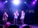 Big Time Rush- Big Time Rush J-14 Hard Rock Intune Concert