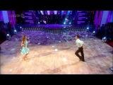 Rachel Stevens in Strictly Come Dancing