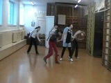 rehearsal Teen Top - clap dance by our team Fiat Lux