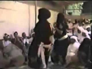 Saudi Arab Girls Malaya Dance
