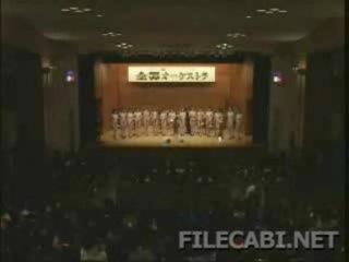 Голый японский оркестр