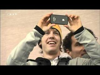 Reportage about Sebastian Vettel's return to Heppenheim #1