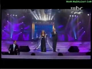 Ramy Ayach with Myriam Fares in al arab Part 3