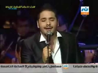 Ramy Ayach - 3la remsh 3yonha From Egyptian Opera Concert..