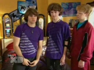 L Zeke and Luther l Зик и Лютер l S01E14 Not My Sister's Keeper part 1/3 PL