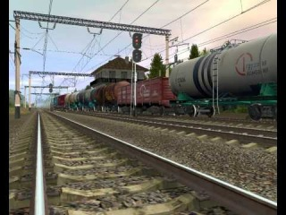 [RZD] DM62 - 1804 (Trainz Railroad Simulator 2009)