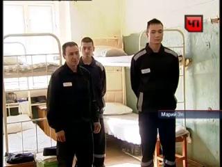 Директор ФСИН России приехал в Марий-Эл с плановой проверкой. НТВ. ЧП