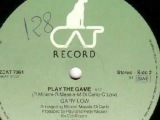 GARY LOW - Play The Game Italo Funk Boogie 1984