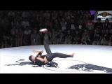 Taisuke vs Vero   Semi Final 1 Red Bull BC One Taiwan 2011 DVD High Quality (HD)  