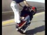 Pakistani Biker Girl Video. me and my girl friend 03316913670
