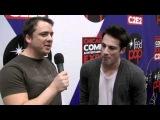 МАЙКЛ ТРЕВИНО ГАВКНУЛ / Vampire Diaries Michael Trevino Goes Woof! - Full Interview (ПЕРЕВОД В КОММЕНТАРИИ)