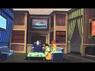 «Корабль-призрак» / Япония / 1969 год (Советский дубляж)