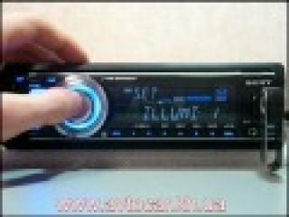 Видеообзор автомагнитолы Sony CDX-GT690UI