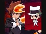 Tsuna & Reborn character song - katekyo  oto