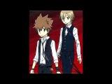 Tsuna & Basil character song - RIGHT NOW