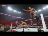 The Hart Dynasty vs. The Great Khali & Hornswoggle - Viewers Choice Tag Match