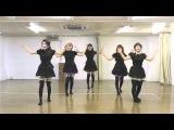 【5人で】メグメグ☆ファイヤーエンドレスナイト【DANCEROID】HD