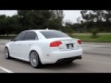 Supercharged VF RS4 in motion 2