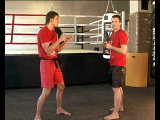 Fight Baza - Max Dedik (Part 3) - The Development Combinations Hidden Punch To The Liver