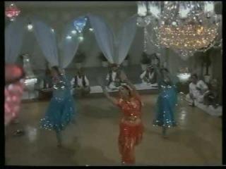 Tauba Tauba karongi _ Angaaray (Пламя, 1986) _ Smita Patil, Raj Babbar, Rajesh Khanna