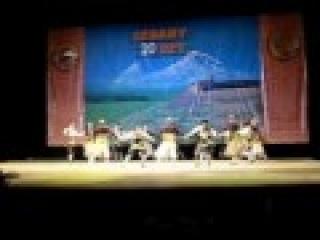 Папури Амшенских танцев