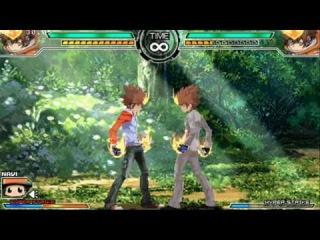 kateikyoushi hitman reborn : battle arena 2 (tsuna no ougi)